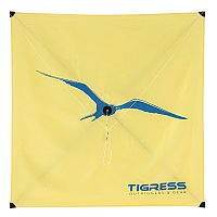 Tigress Kite All Wind Yellow