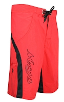 MOJO Flex Fit Board Shorts- Red Size 28