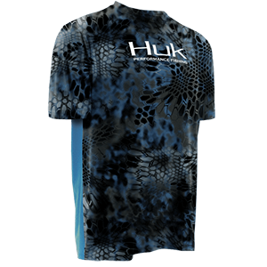 Huk Youth Kryptek Icon Short Sleeve