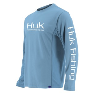 Huk ICON X Long Sleeve Shirt Small