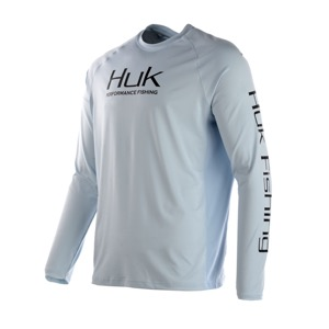 Huk Pursuit Vented Long Sleeve Plein Air