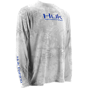 Huk Youth Kryptek Long Sleeve ICON
