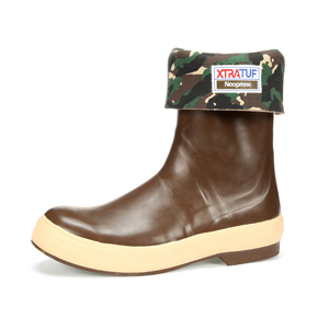 XTRATUF Legacy 12 In. Camo Lined Boot