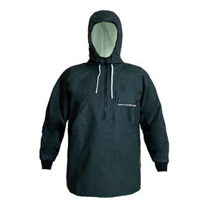 PETRUS 800 HOODED JACKET Green XSmall