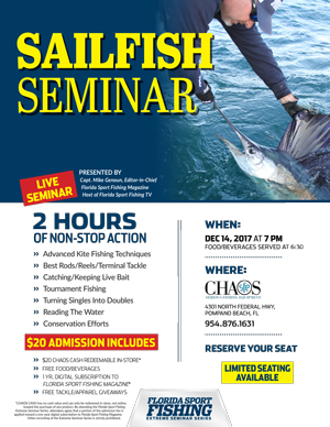 Extreme Seminar Series: SAILFISH
