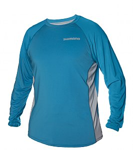 Shimano Castor Tech Long Sleeve Tee