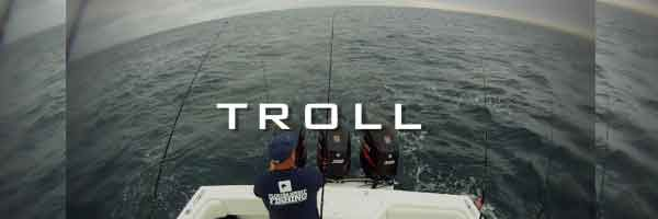 Offshore Trolling Combos