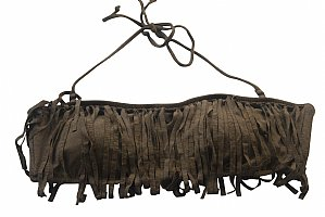 Volcom Smoke Signals Bandeau -Brown Bear/Large