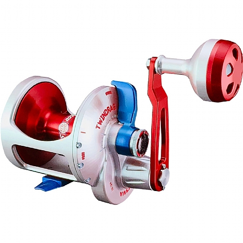 Accurate Valiant BVL-600S Sil/Blu/Red