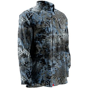 Huk Next Level Kryptek Long Sleeve Shirt