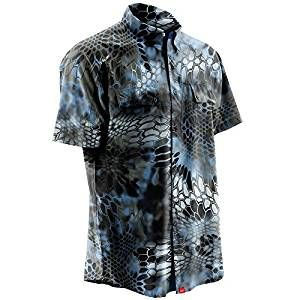 Huk Next Level Kryptek Short Sleeve Shirt