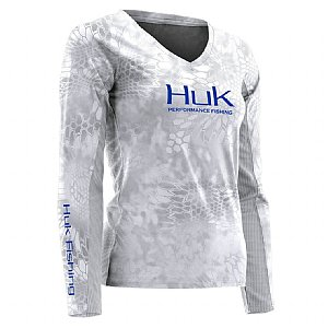 Huk Kryptek ICON Long Sleeve Women