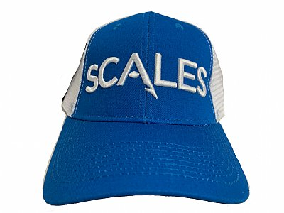 SCALES Iconic Royal/White