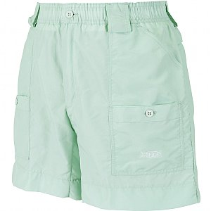AFTCO Original Fishing Shorts Long Moonstone