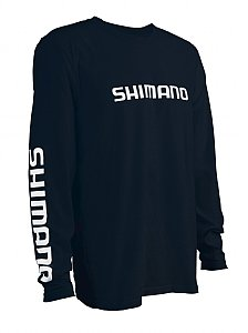 Shimano Long Sleeve Cotton Tee