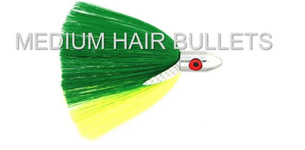 Medium Hair Bullets