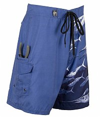 Strike Board Short Blue