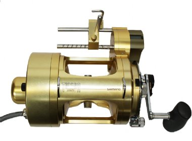 Hooker Motor, Autostop and Level Wind Only for Shimano Tiagra 130