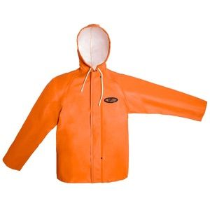 Clipper 282 Hooded Jacket Youth Orange