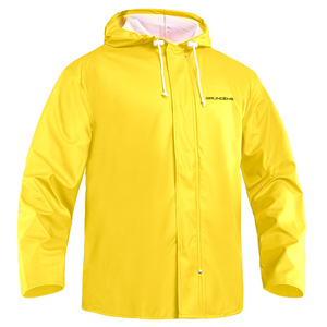 Petrus 82 Parkas Yellow Small