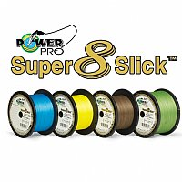 PowerPro Slick 8 Spectra Braid 150 Yards
