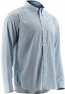 Huk Santiago Long Sleeve Button Down