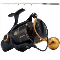 Penn Spinfisher VI 6500 with SP 15-30
