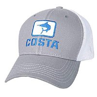 Costa Stretch Fitted Marlin Trucker Hat