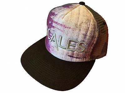 SCALES Sword Snap-back Black/Charcoal