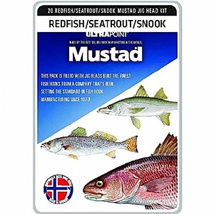 Mustad Ball Jig Kit