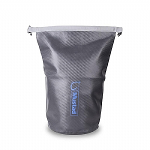 Mustad Dry Bag 60L Grey MB013