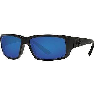 COSTA Fantail Pro Matte Black Blue Mirror 580G