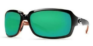 COSTA Isabela 580P Green Mirror Black Coral