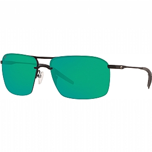 COSTA Skimmer 580P Green Mirror Matte Black