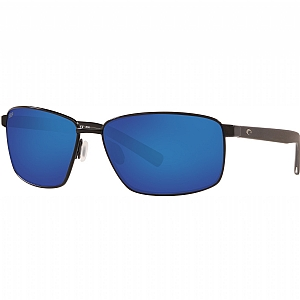 COSTA Ponce 580P Blue Mirror Matte Black