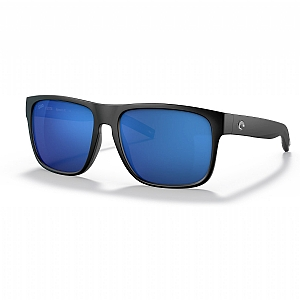 COSTA Spearo XL Matte Black Blue Mirror 580G