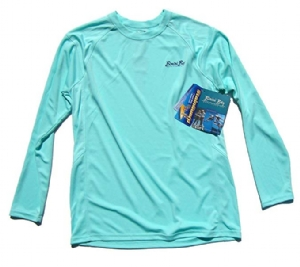 Bimini Bay Outfitters Cabo Crew III Long Sleeve Shirt with BloodGuard
