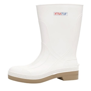 XTRATUF Mens Shrimp Boot White