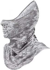 BUFF UVX Mask Pelagic Camo White