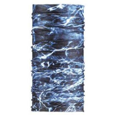 Buff CoolNet UV+ XL Mossy Oak® Elements Aqua Navy