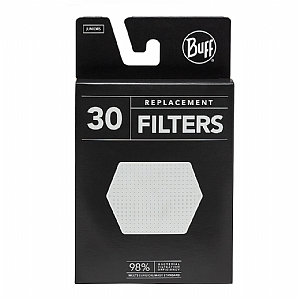 BUFF 30 Pack Junior Filter Replacement