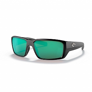COSTA Fantail Pro Matte Black Green Mirror 580G