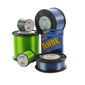 ANDE Backcountry Monofilament Line 2LB Spool