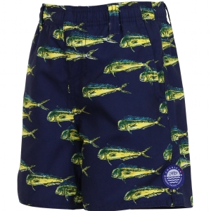 AFTCO Youth BoatBar Swim Trunks