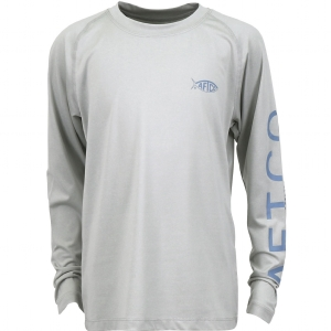 AFTCO Youth Samurai Long Sleeve Shirt