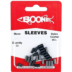 Boone Deluxe Black Big Game Sleeves