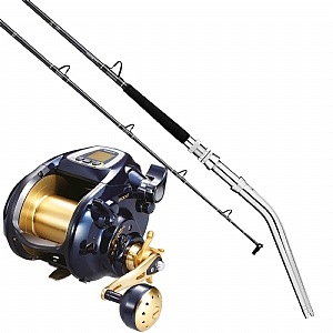 Beastmaster 9000 with Tanacom Deep Drop Rod