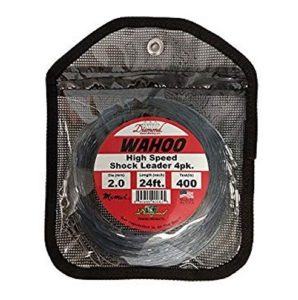 Momoi Diamond Wahoo Shock Leader 4PK