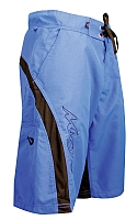 MOJO Flex Fit Board Shorts- Blue Size 28