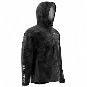 HUK Subphantis Packable Rain Jacket
